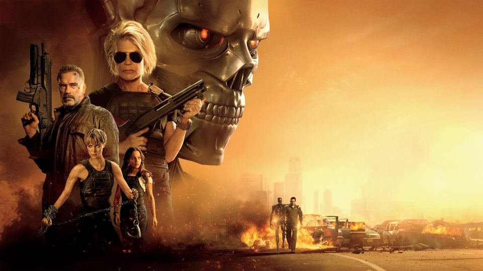 Terminator: Dark Fate Movie Poster